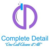 Complete Detail Cleaning & Restoration